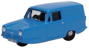 OXFORD DIECAST 76REL005  1:76 OO SCALE Reliant Regal Supervan Blue